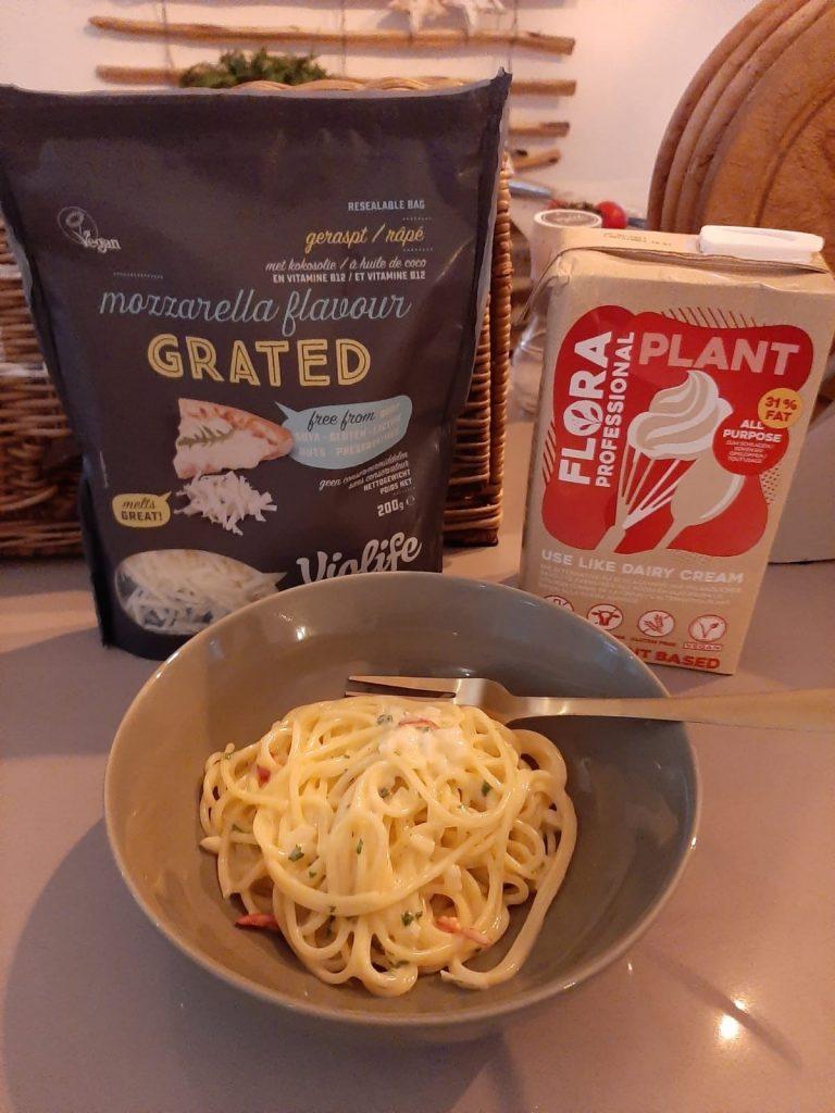 Flora Voilife pasta Upfield